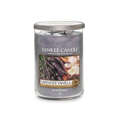 Yankee Candle® Lavender Vanilla Large Lidded Candle Tumbler
