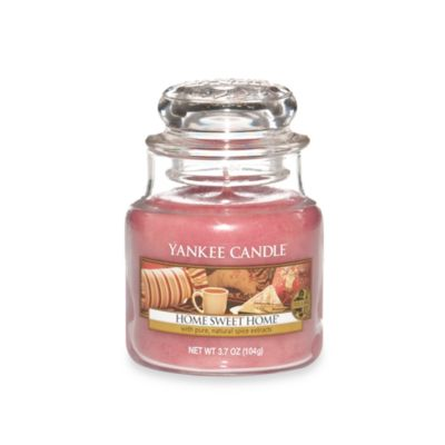 Yankee Candle® Housewarmer® Home Sweet Home® Small Classic Jar Candle