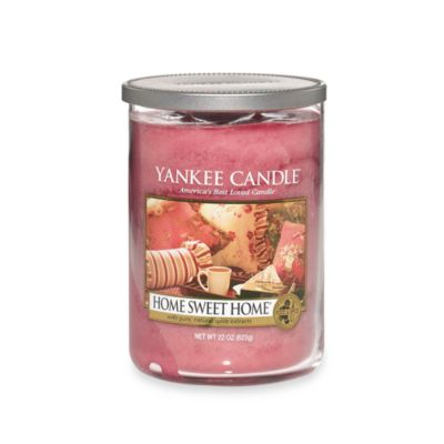 Yankee Candle® Home Sweet Home® Large Lidded Tumbler Candle