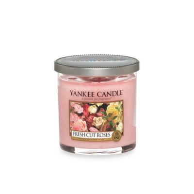 Yankee Candle® Housewarmer® Fresh Cut Roses Small Lidded Candle Tumbler