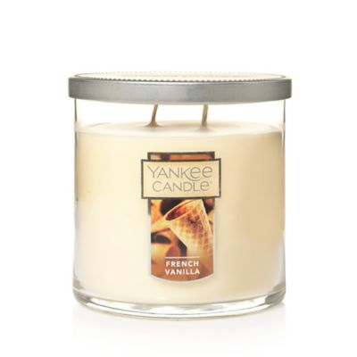 Yankee Candle® Housewarmer® French Vanilla Medium Lidded Candle Tumbler