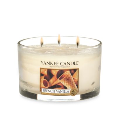 Yankee Candle® Housewarmer® French Vanilla 3-Wick Candle