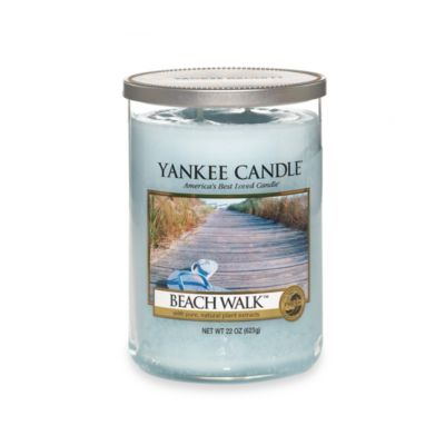 Yankee Candle® Beach Walk™ Large Lidded Tumbler Candle