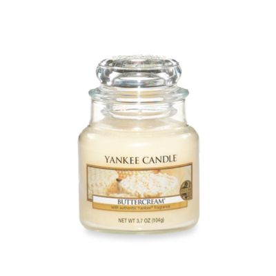 Yankee Candle® Buttercream® Small Classic Candle Jar