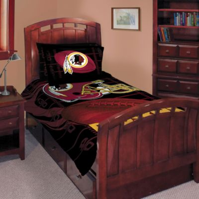NFL Washington Redskins Twin/Full Comforter Set