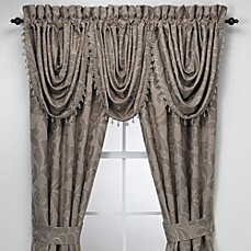 Croscill® Europa Waterfall Swag Valance