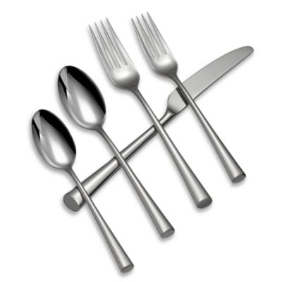 Dansk® Bistro Cafe Flatware 5-Piece Place Setting