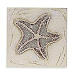 Starfish Resin Wall Plaque