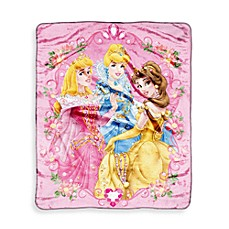 Children's Character Blanket - Disney® Princesses