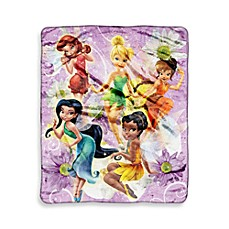 Children's Character Blanket - Fairies