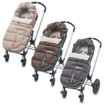 JJ Cole® Toddler BundleMe® Arctic
