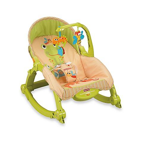 Low Profile Toddler Car Seat >> Fisher Price® Newborn-to-Toddler Portable Rocker - buybuy BABY