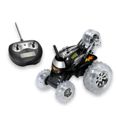 Thunder Tumbler™ Radio Control Car in Black