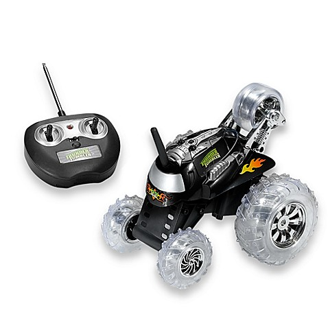 Thunder Tumbler® Radio Controlled Car in Black