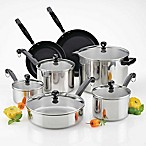 Farberware® Classic Series II Stainless Steel 12-Piece Cookware Set and Open Stock
