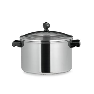 Farberware® Classic Series II Stainless Steel 4-Quart Covered Sauce Pot
