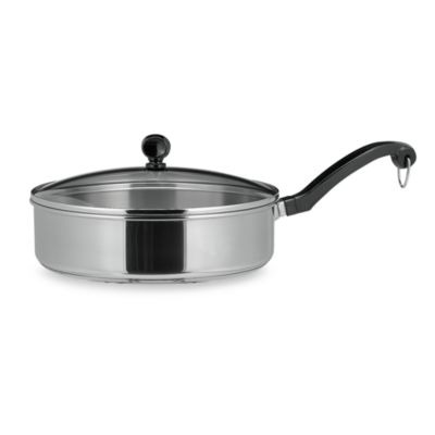 Farberware® Classic Series II Stainless Steel 3-Quart Covered Saucepan