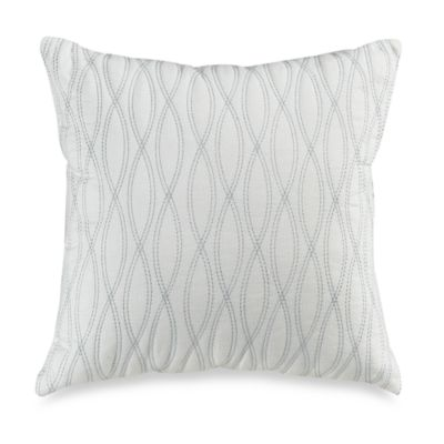 Coastline 18-Inch Square Toss Pillow