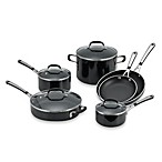 Simply Calphalon® Black Enamel Nonstick 10-Piece Cookware Set