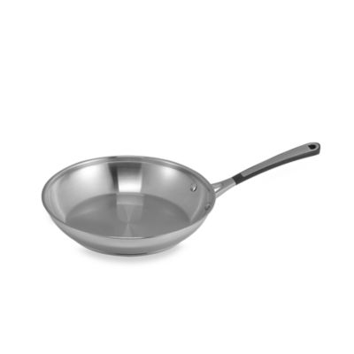 Simply Calphalon® Stainless Steel 10-Inch Omelette Pan