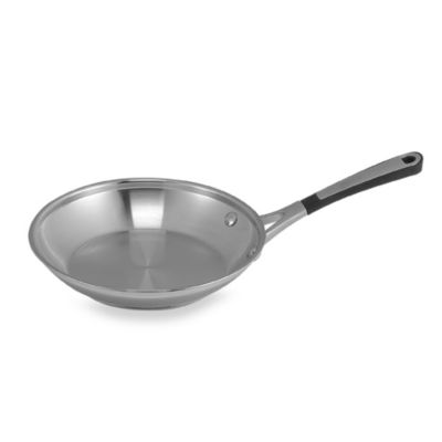 Simply Calphalon® Stainless Steel 8-Inch Omelette Pan
