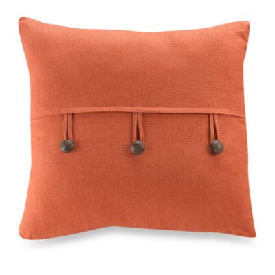 Key West 18-Inch Square Toss Pillow