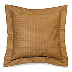 Orange Cay 18-Inch Square Toss Pillow