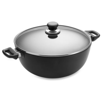 Scanpan® Classic Non-Stick Ceramic Titanium 8 1/4-Quart Covered Casserole