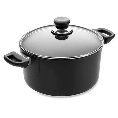 Scanpan® Classic Non-Stick Ceramic Titanium 6 1/2-Quart Covered Dutch Oven