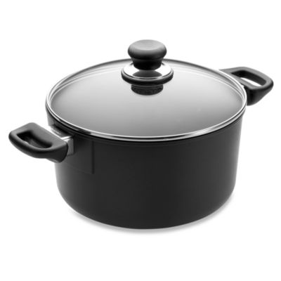 Scanpan® Classic Non-Stick Ceramic Titanium 4-Quart Covered Dutch Oven