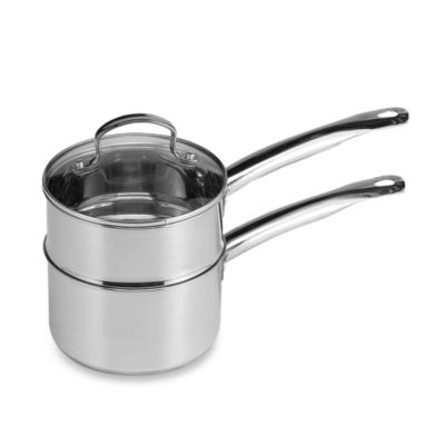 Denmark Tools for Cooks® Stainless Steel 2-Quart Double Boiler
