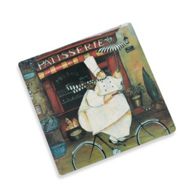 Tour de Paris Chef Placemat