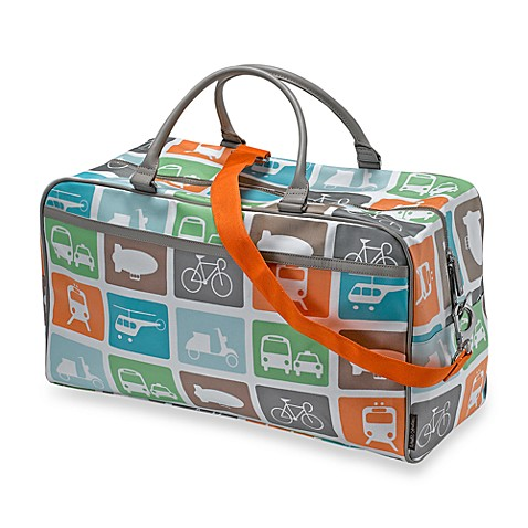 dwellstudio transportation weekender bag buybuy baby