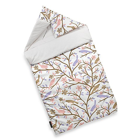 dwellstudio lilac sparrow bundle bag buybuy baby