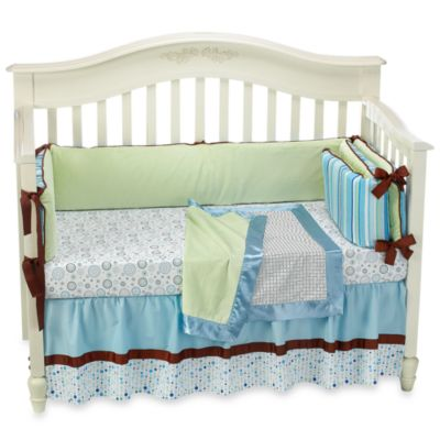Caden Lane® Classic Jack 4-Piece Crib Bedding Set