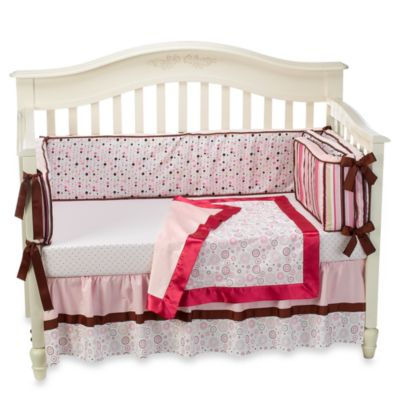 Caden Lane® Classic Taylor 4-Piece Crib Bedding Set