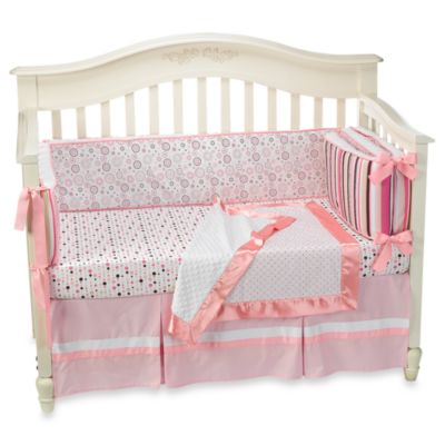 Caden Lane® Classic Ella 4-Piece Crib Bedding Set
