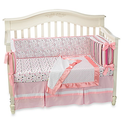 caden 174 classic ella 4 crib bedding set bed bath beyond