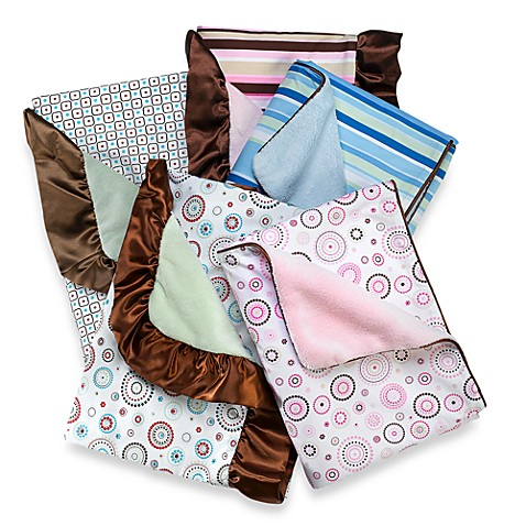 Caden Lane® Classic Collection Reversible Blanket