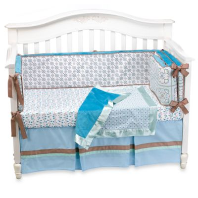 Caden Lane® Vintage Collection Hayden 4-Piece Crib Bedding Set