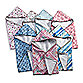 Caden Lane® Infant Hooded Geometric Print Towel