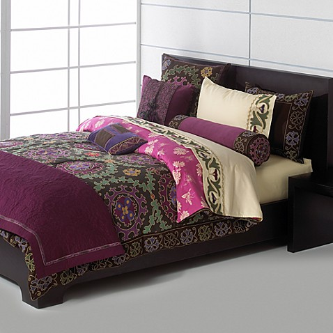 Suzani Pillow Sham