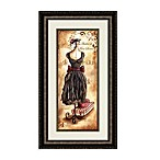 Fashion Du Jour Dress I Wall Art
