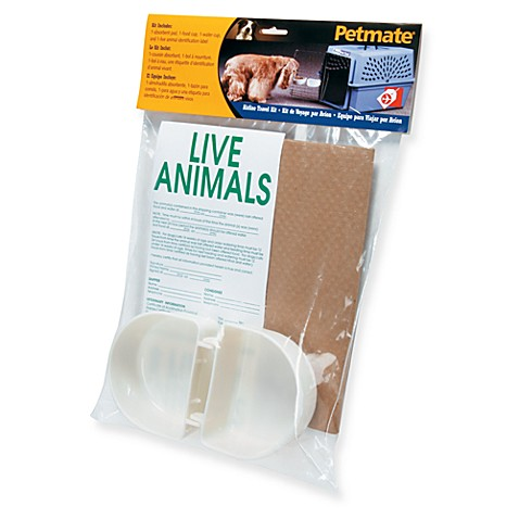 Petmate® Pet Airline Travel Kit