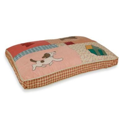 Quilted Pet Bed