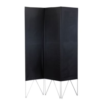 Vector Folding Screen in Black