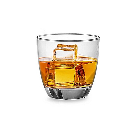 40794508274 Home Essentials   Beyond Red Series Bubble 17 Ounce Highball Glasses ...