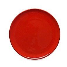 Waechtersbach Red Coup Ceramic 8/1/2-Inch Salad Plates (Set of 4)