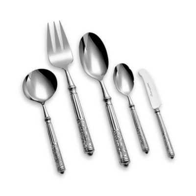 Ricci® Amalfi Stainless Steel 5-Piece Hostess Set