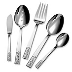 Mikasa® Platinum Links Frost 5-Piece Hostess Set